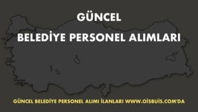 Bursa Yıldırım Belediyesi 150 İşçi Personel Alımı İlanı (Son Başvuru Tarihi: 03.02.2020)