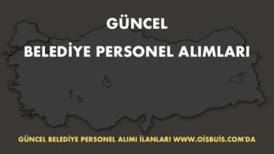 Bursa Büyükşehir Belediyesi BURULAŞ 8 Otopark Görevlisi Alımı