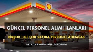 Shell 2020 Mart Ayı Personel Alımı
