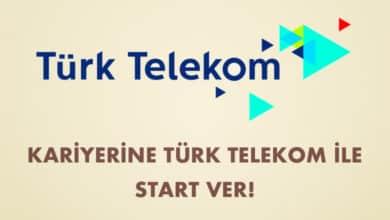Türk Telekom START 2020: Kariyerine Türk Telekom İle START Ver!