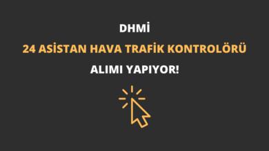 DHMİ 24 Asistan Hava Trafik Kontrolörü Alımı Yapıyor!