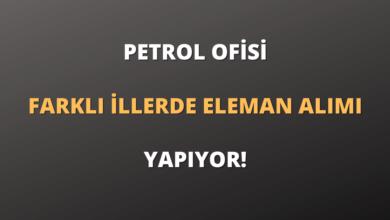 Petrol Ofisi Farklı İllerde Eleman Alımı Yapıyor!