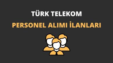 Türk Telekom Personel Alımı İlanları