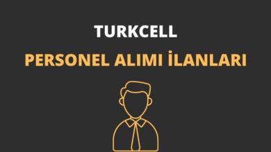 Turkcell Personel Alımı İlanları
