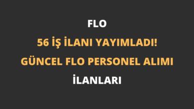FLO 56 İş İlanı Yayımladı!