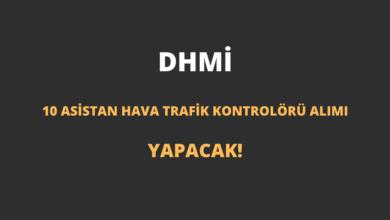 DHMİ 10 Asistan Hava Trafik Kontrolörü Alımı Yapacak!